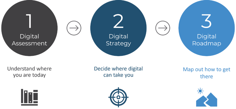 Second Spring Digital Strategy Process
